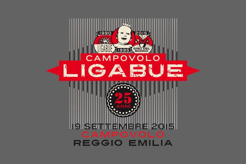 """Ligabue a Campovolo: """"I miei 25 anni"""""""