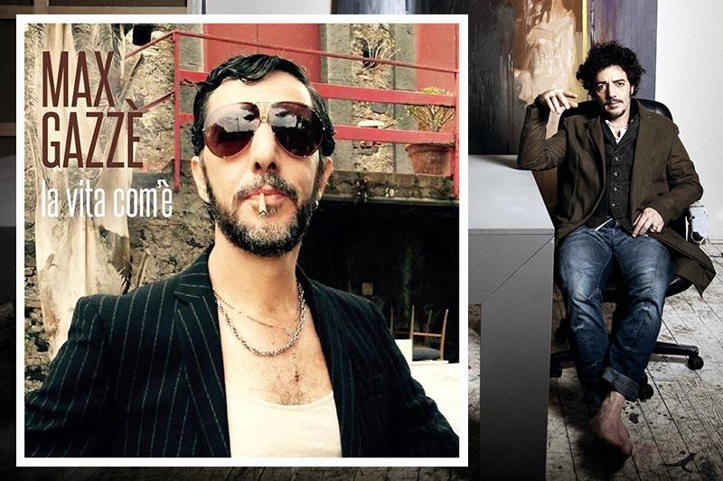 """Max Gazzè: il nuovo singolo """"La vita com'è"""""""