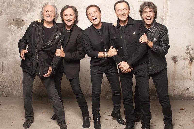 Pooh: doppio vinile e reunion per i 50 anni della band
