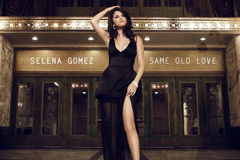 "Selena Gomez: è uscito il video di ""Same Old Love"" (Audio)"