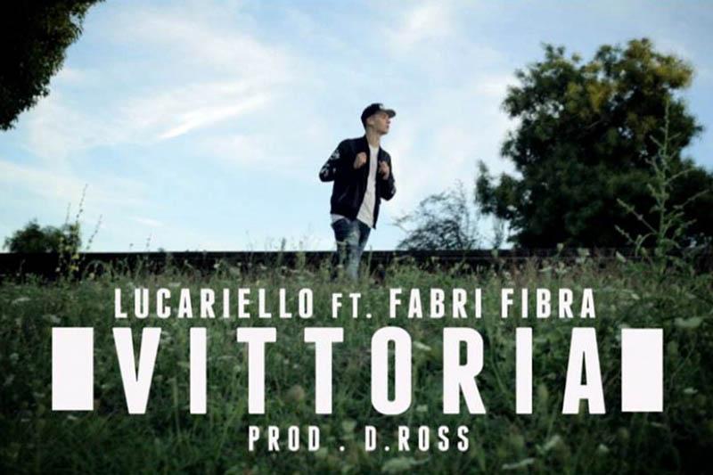 Lucariello e Fabri Fibra insieme per la #Vittoria