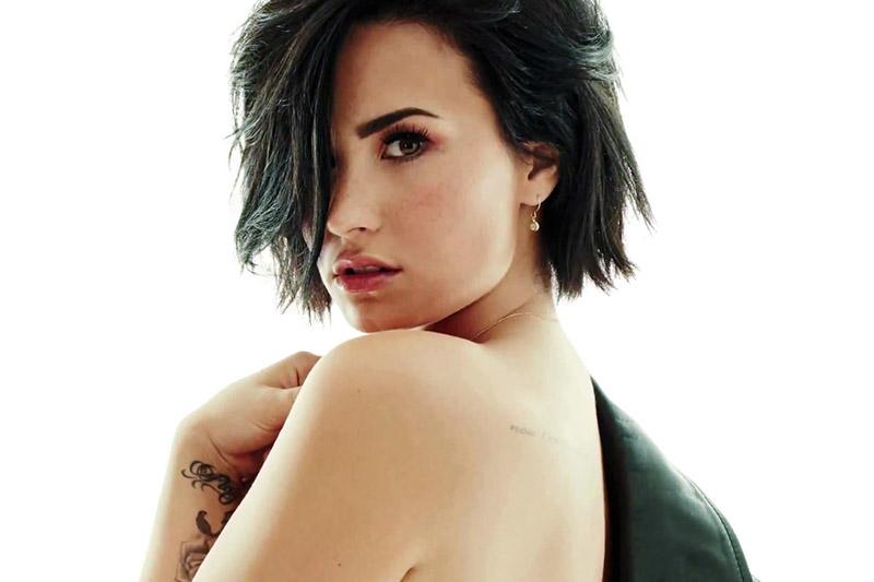 """Demi Lovato rilascia il nuovo album """"Confident"""""""