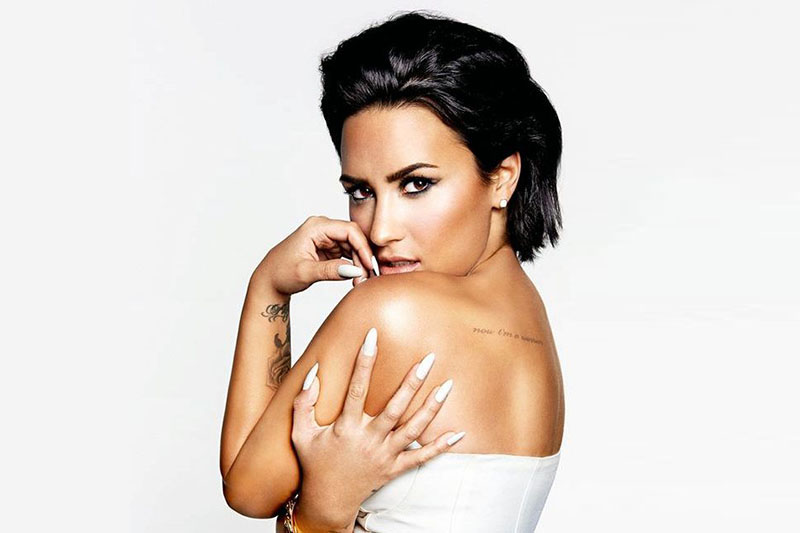 "Demi Lovato: il video di ""Confident"""