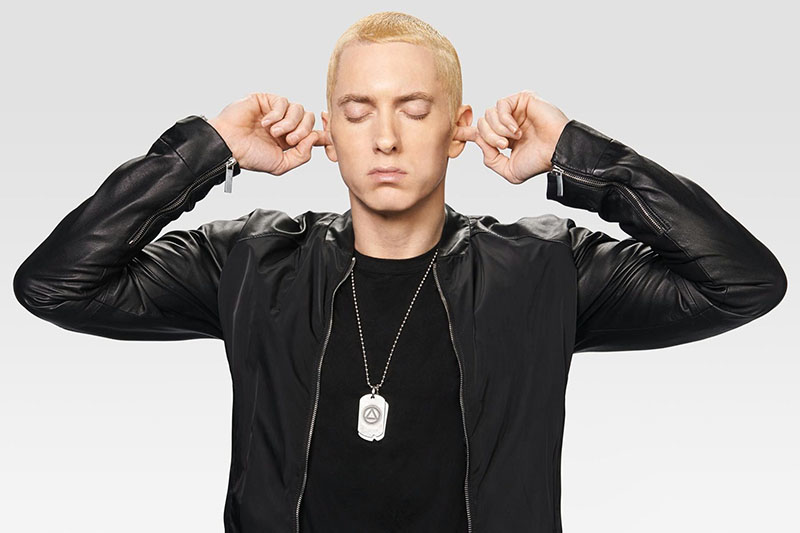 "Eminem: il video di ""Phenomenal"""