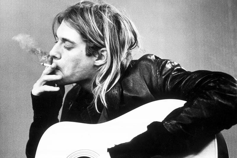 Kurt Cobain: in uscita album solista e DVD