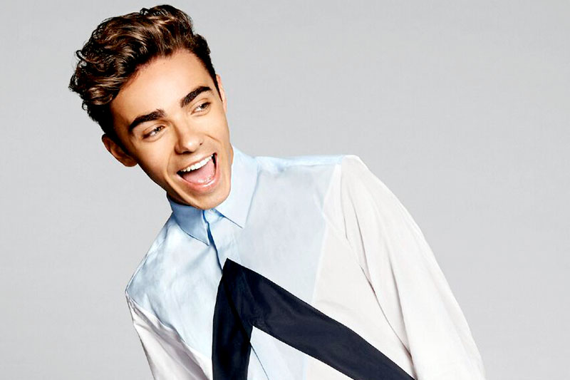 "Nathan Sykes: il video del nuovo singolo ""Over and Over Again"""