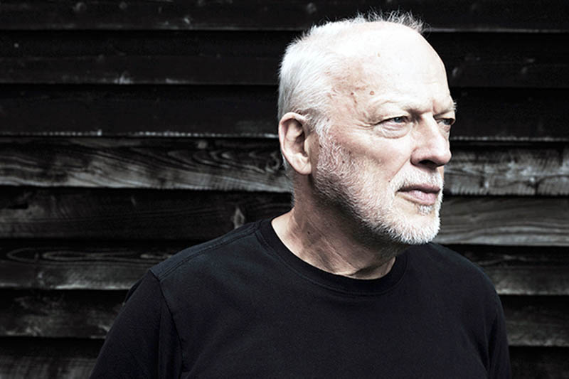 "David Gilmour: video per il singolo ""The Girl In The Yellow Dress"""