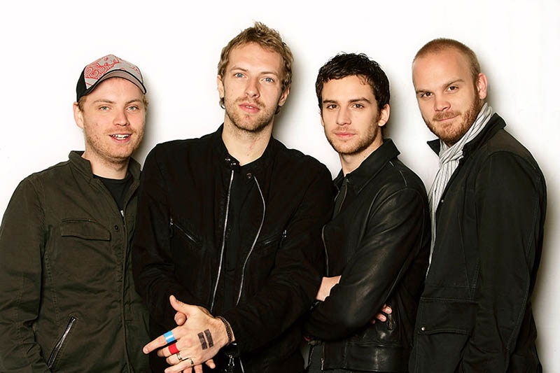 "I Coldplay ""primati"" nel video di ""Adventure of a Liftime"""