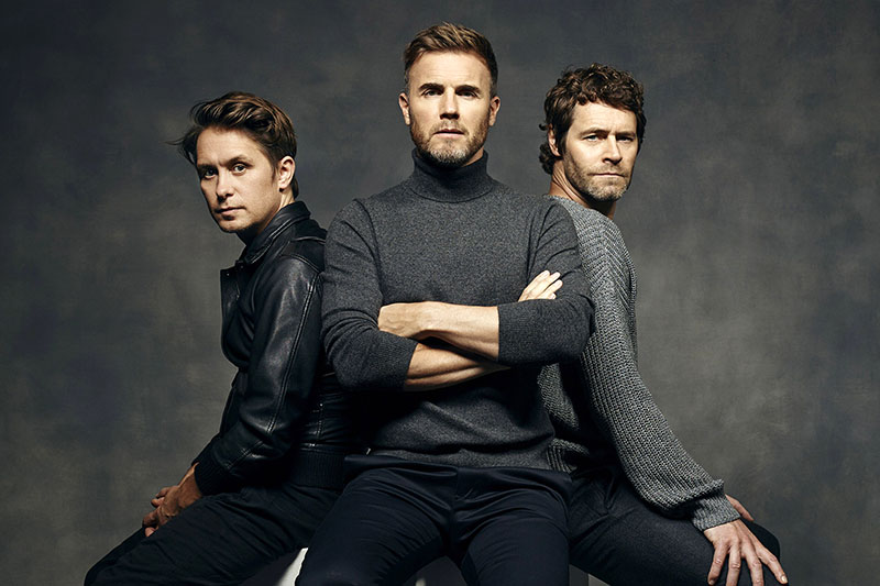 "I Take That pubblicano il video di ""Hey Boy"""