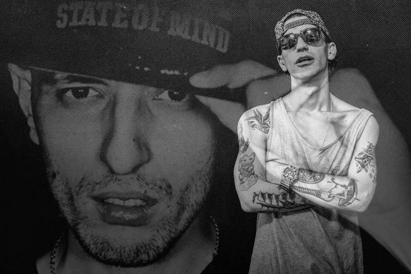 """Free online il mixtape """"XTREMESHALLO"""" di Jesto e CaneSecco"""