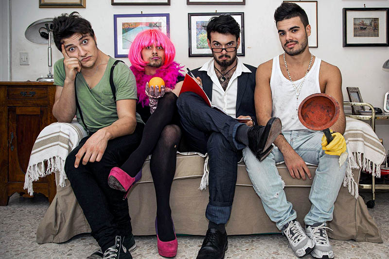 """Li Scordi Domani: online il video del singolo """"In discoteca non mi diverto"""""""