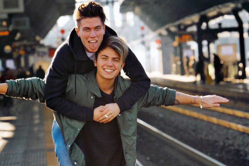 "Benji e Fede online con il video di ""New York"""