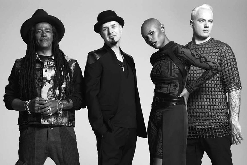 """Skunk Anansie: online il video di """"Death to the Lovers"""""""
