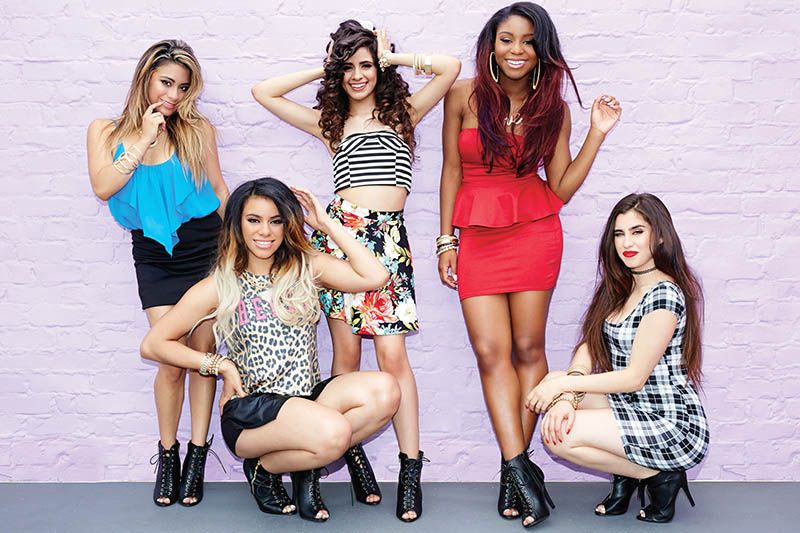 """Le Fifth Harmony online con il video """"Work from Home"""" ft. Ty Dolla $ign"""
