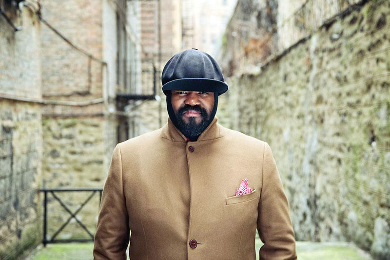 "Gregory Porter: online il video ufficiale di ""Don't Lose Your Steam"""