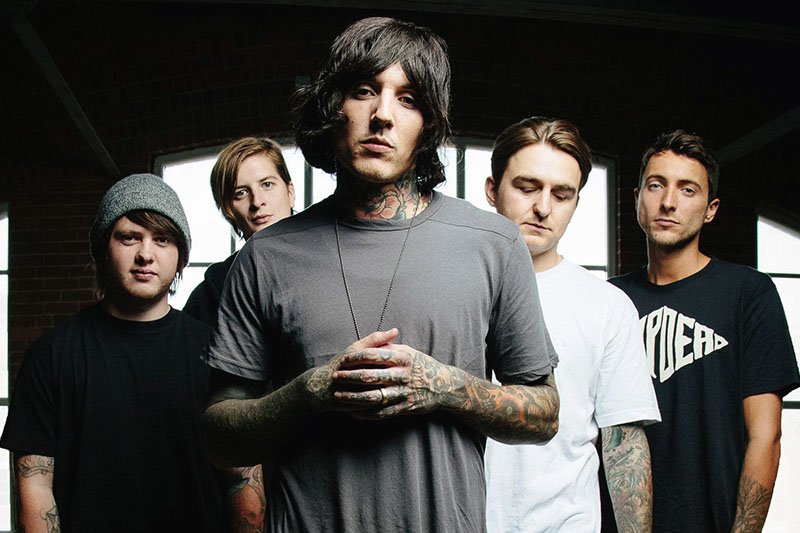 """Follow You"" il nuovo video dei Bring Me The Horizon"