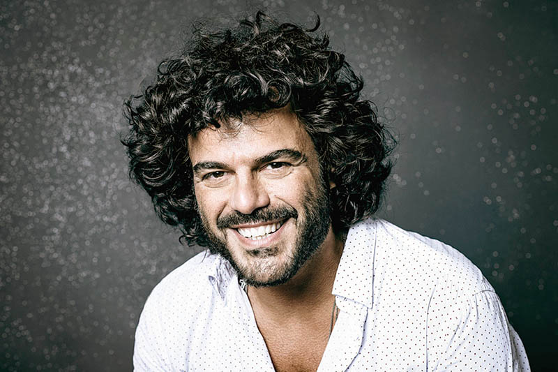 "Francesco Renga: il video di ""Guardami Amore"""