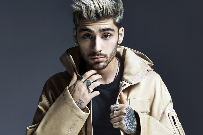 "Zayn Malik debutto solista nell'album ""Mind Of Mine"""