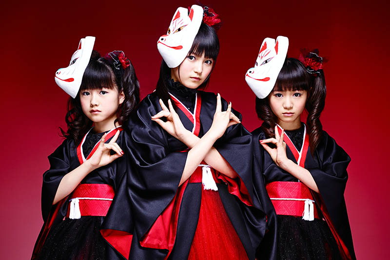 "Babymetal: online il nuovo video ""The One"""