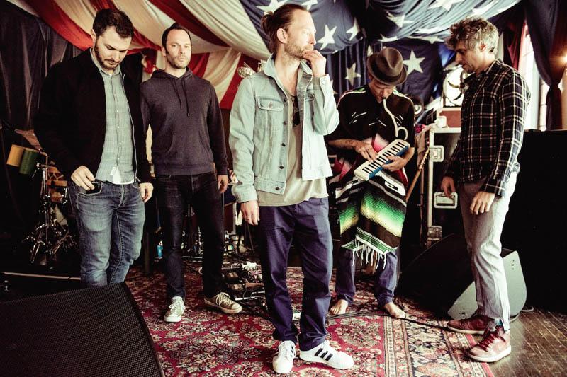 """Radiohead: è arrivato il nuovo album """"A Moon Shaped Pool"""""""