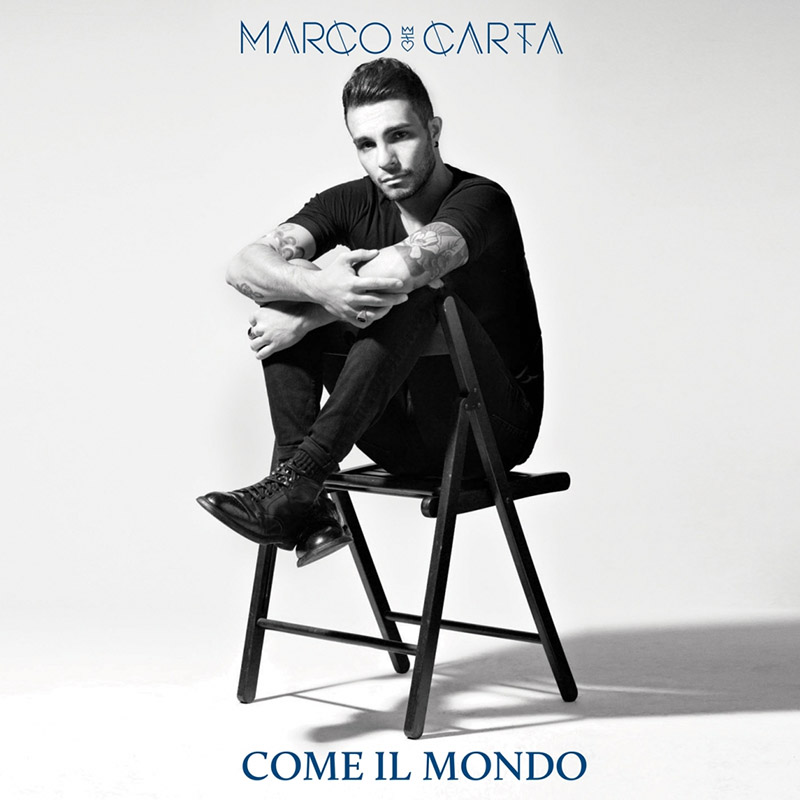 Come_Il_Mondo_MC_2016_Cover_Album_SaM