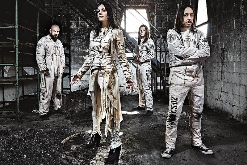 """Lacuna Coil: è arrivato il nuovo album """"Delirium"""""""