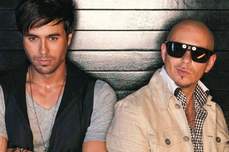 """Pitbull: online il video di """"Messin' Around"""" ft. Enrique Iglesias"""