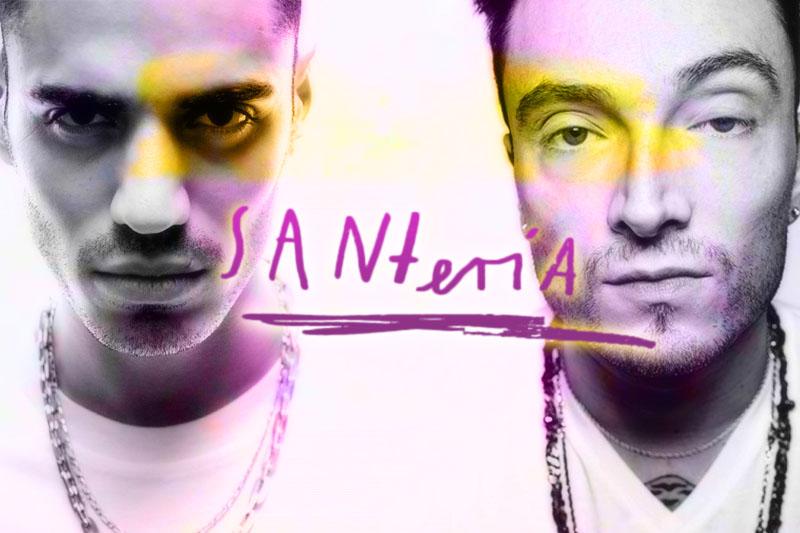 """Esce oggi """"Santeria"""" il nuovo album di Marracash e Guè Pequeno"""