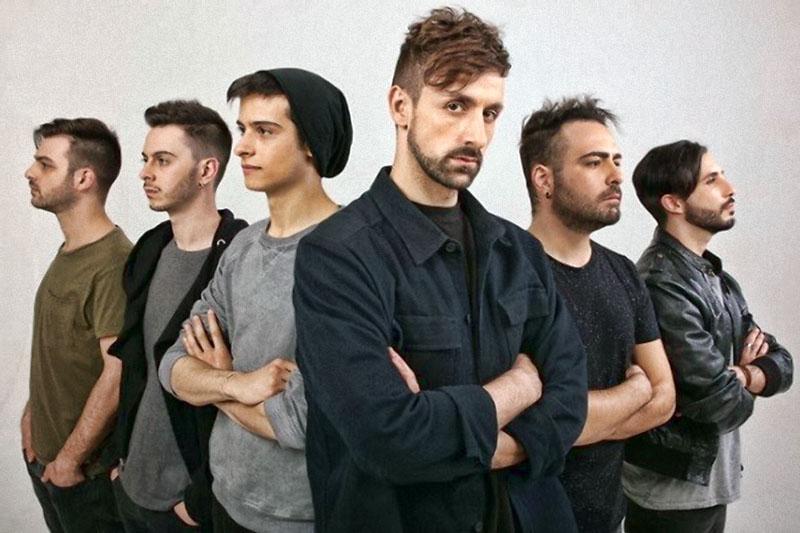 """""""Sotto Effetto Di Felicità"""" è l'album dei La Rua"""