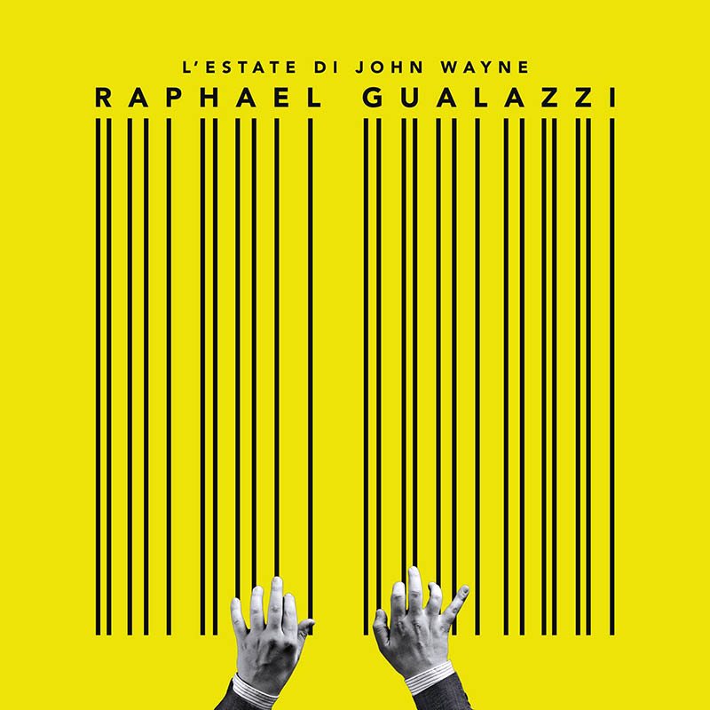 L'Estate_Di_John_Wayne_RG_2016_Cover_Singolo_SaM