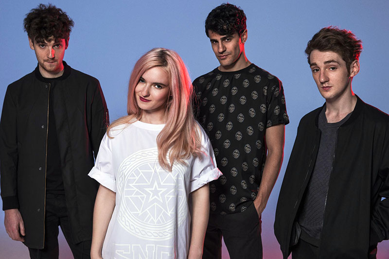 "Clean Bandit: online il nuovo video ""Tears"" ft. Louisa Johnson"