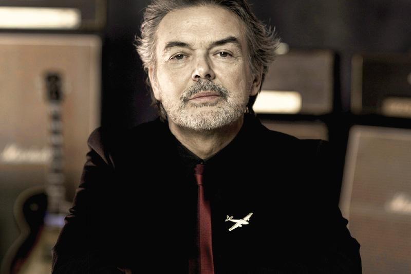 """Online """"The Big Man"""" il video del nuovo singolo di Mauro Pagani"""