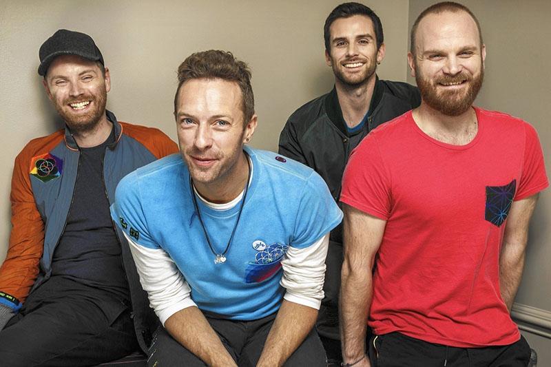 """Coldplay: rilasciato il nuovo video """"A Head Full Of Dreams"""""""