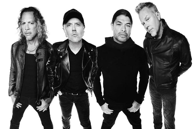 """Metallica: online il video ufficiale di """"Hardwired"""""""