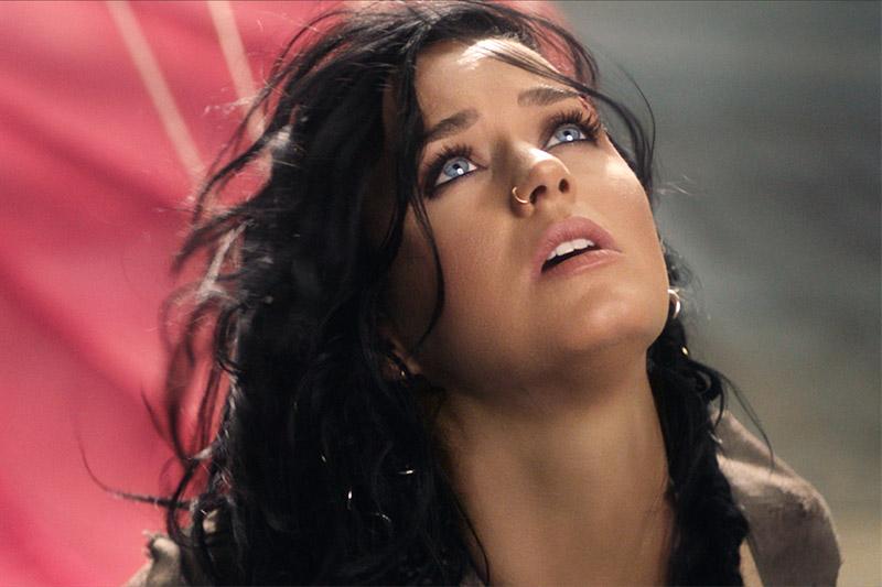 "Katy Perry: online il video ufficiale di ""Rise"""
