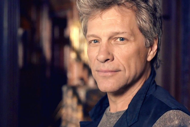 "Bon Jovi: online il video del nuovo singolo ""This House Is Not For Sale"""