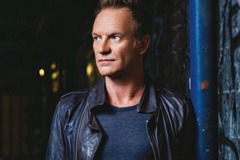 """Sting: fuori il nuovo album """"57th & 9th"""""""