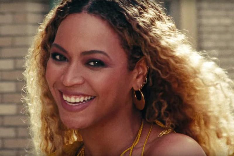 "Beyoncé: online il video di ""Hold Up"""