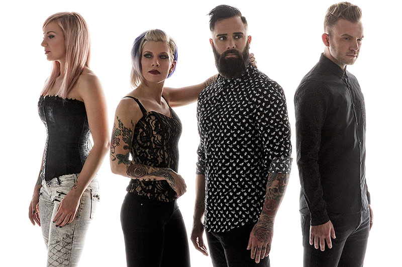 "Skillet: online il video di ""Stars"""