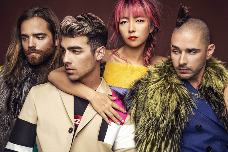 """Body Moves"" è il nuovo video dei DNCE"