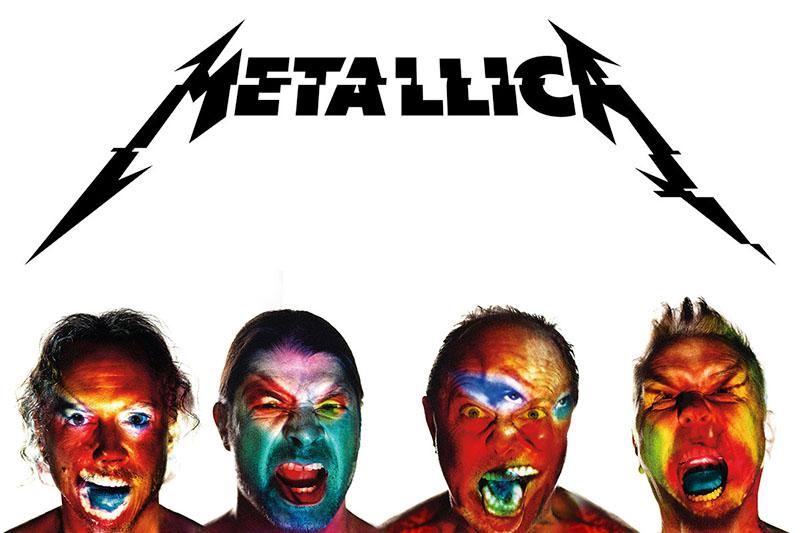 """Metallica: una cascata di video per """"Hardwired … To Self-Destruct"""""""