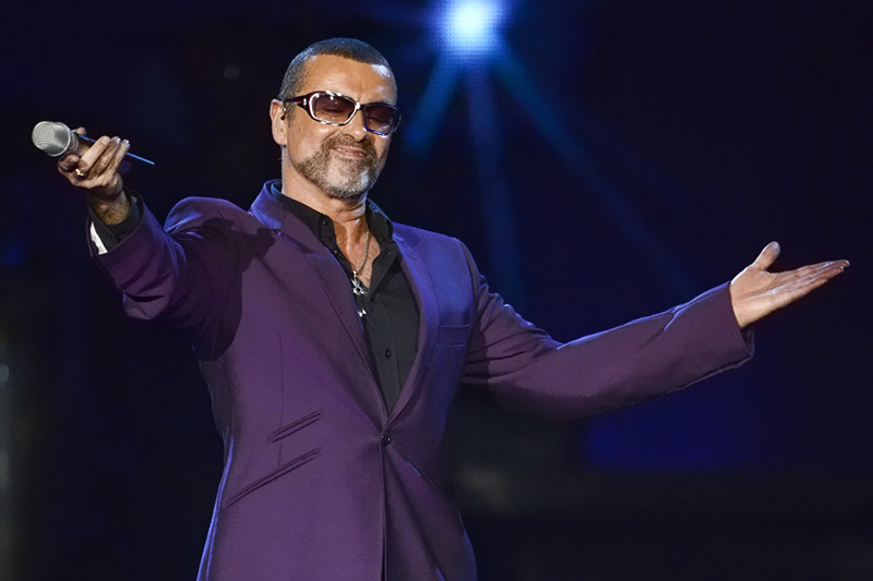 Addio a George Michael