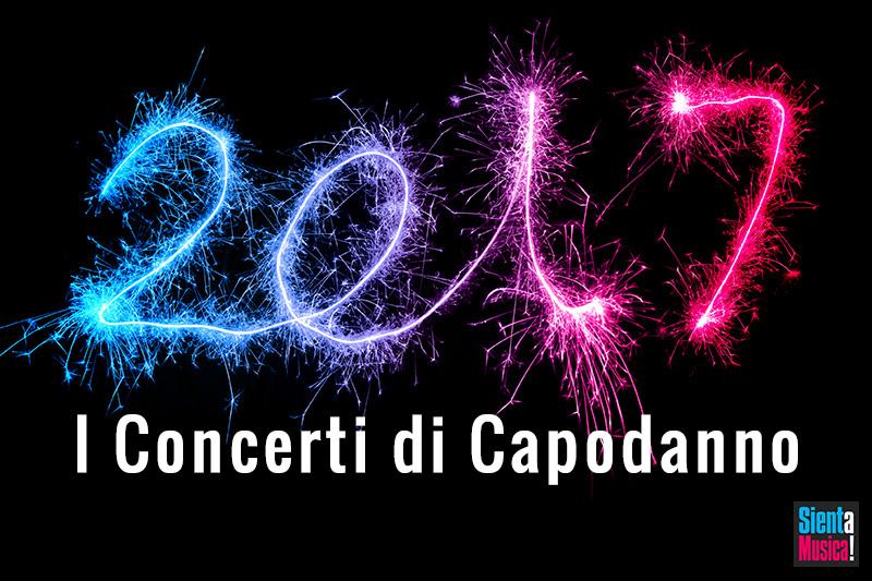 I Concerti di Capodanno 2017
