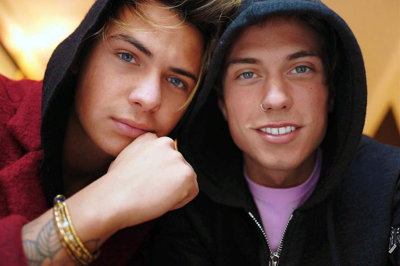 """Benji & Fede: online il video """"Forme Geometriche (Addicted to you)"""" ft. Jasmine Thompson"""