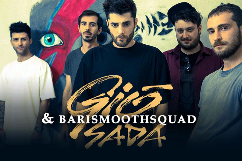 Giò Sada & BariSmoothSquad Tour 2016 – 18-12-2016