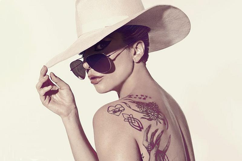 "Lady Gaga online con il video di ""John Wayne"""