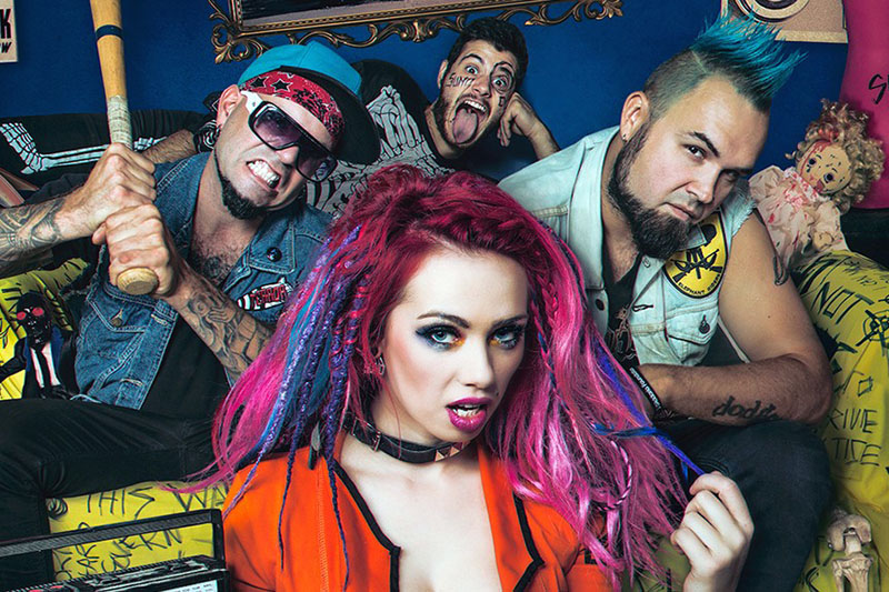 "Sumo Cyco: online il video ""Move Mountains"" ft. Benji Webbe"