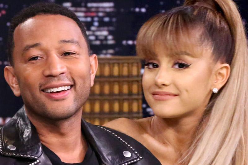 """Ariana Grande e John Legend online con il video di """"Beauty And The Beast"""""""