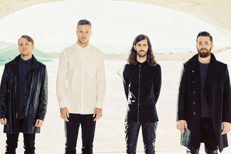 """Imagine Dragons: online il video del nuovo singolo """"Believer"""""""