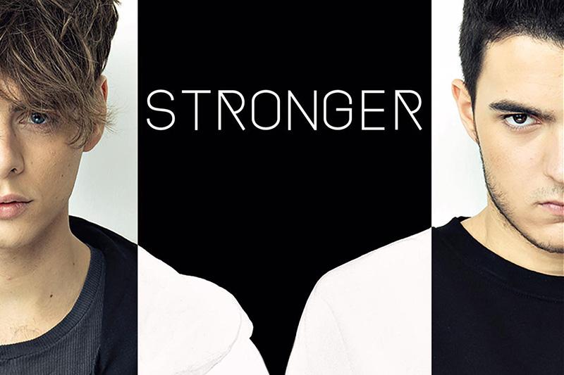 "Urban Strangers: online il video di ""Stronger"""